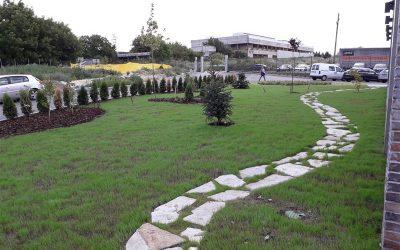 Градински пътеки